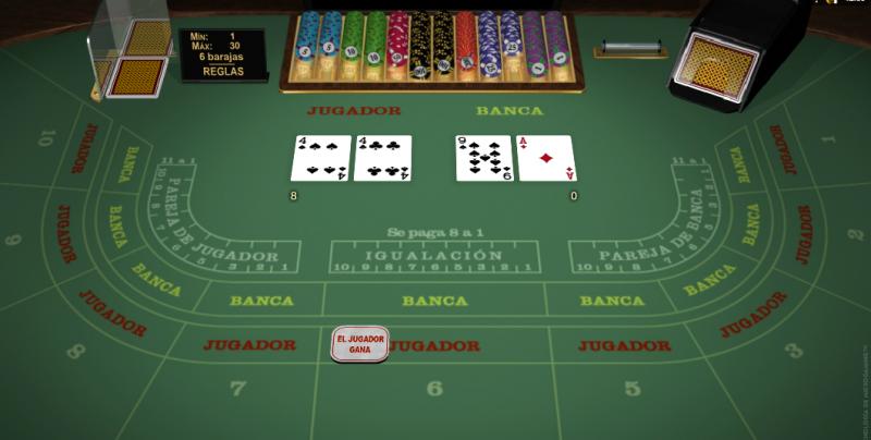 cartas de casino q